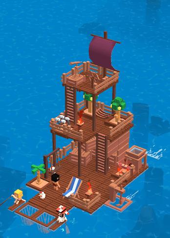 海上方舟最新中文版游戏截图
