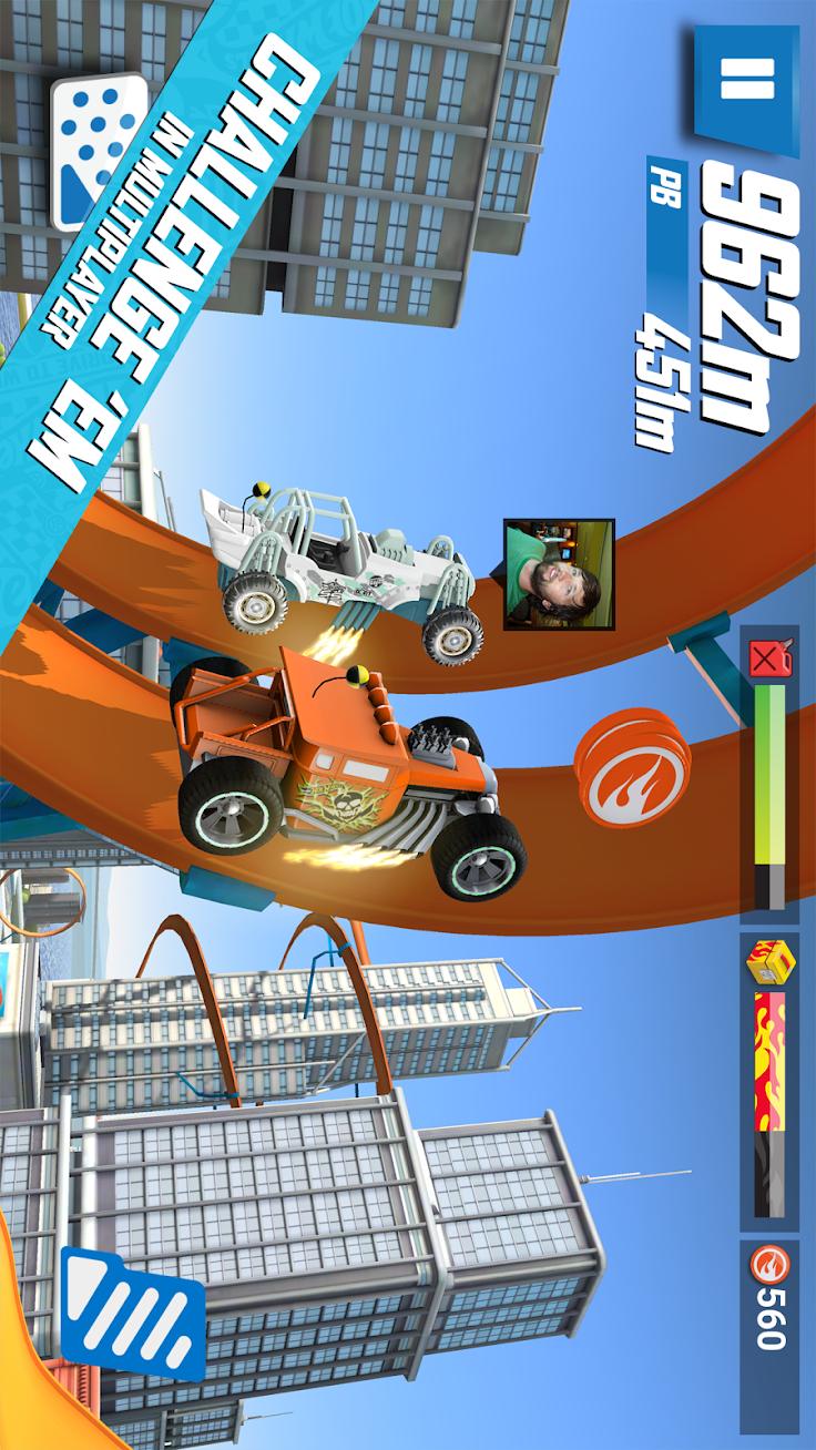 热力赛车最新破解版游戏截图