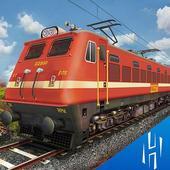 印度火车模拟器图标