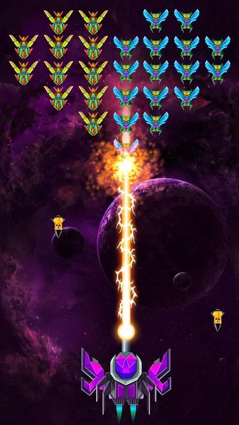 银河袭击独立行动最新破解版游戏截图