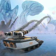 坦克冲突机甲战争图标