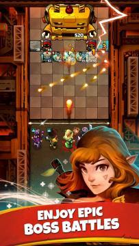 战斗保镖破解版最新版游戏截图