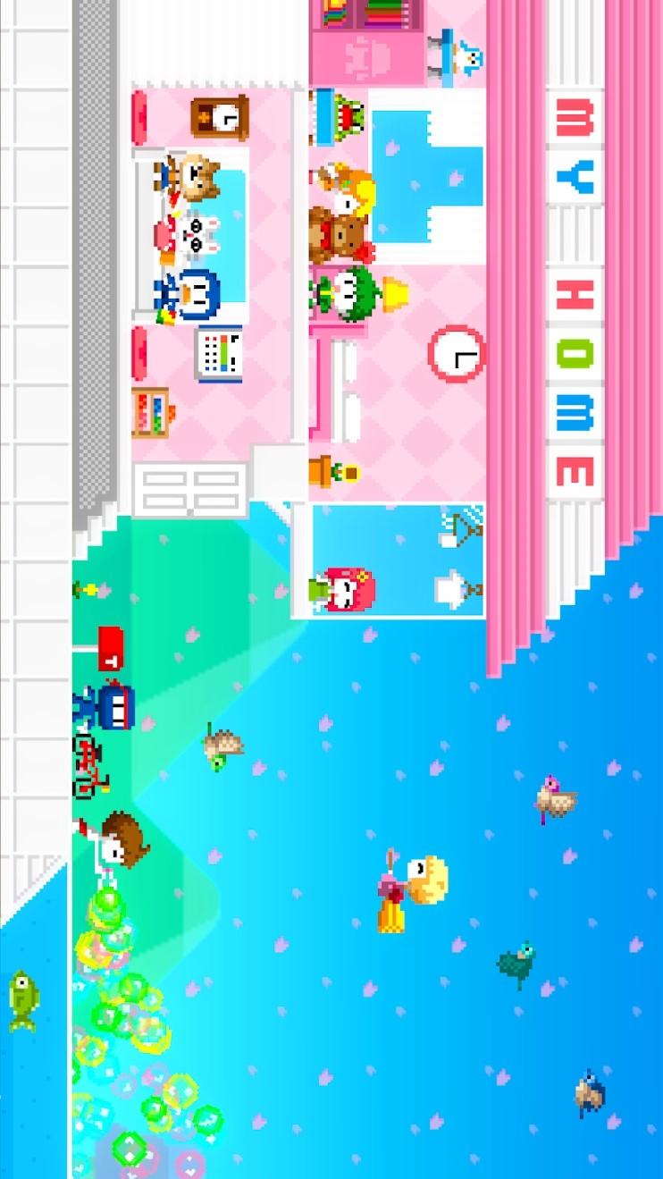 波古波古联机版最新中文破解版游戏截图
