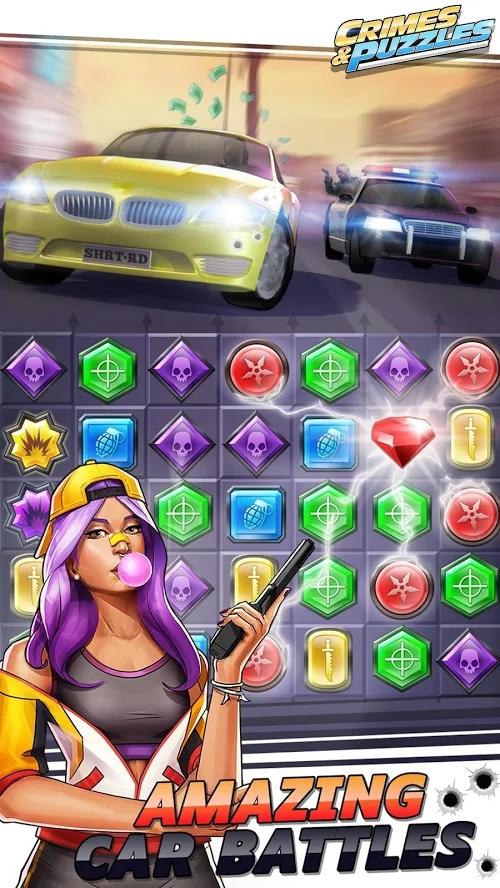 犯罪与谜题破解版完整版游戏截图