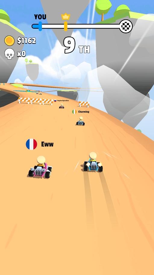 小型赛车破解版最新版游戏截图
