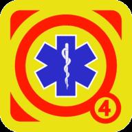 康复公司医疗模拟器图标