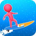 人类冲浪破解版图标