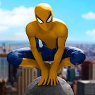蜘蛛英雄超级犯罪城市战役最新破解版图标