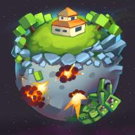 超级月亮沙盒2破解版图标