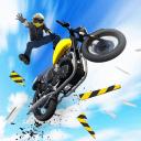 摩托车特技飞跃破解版图标