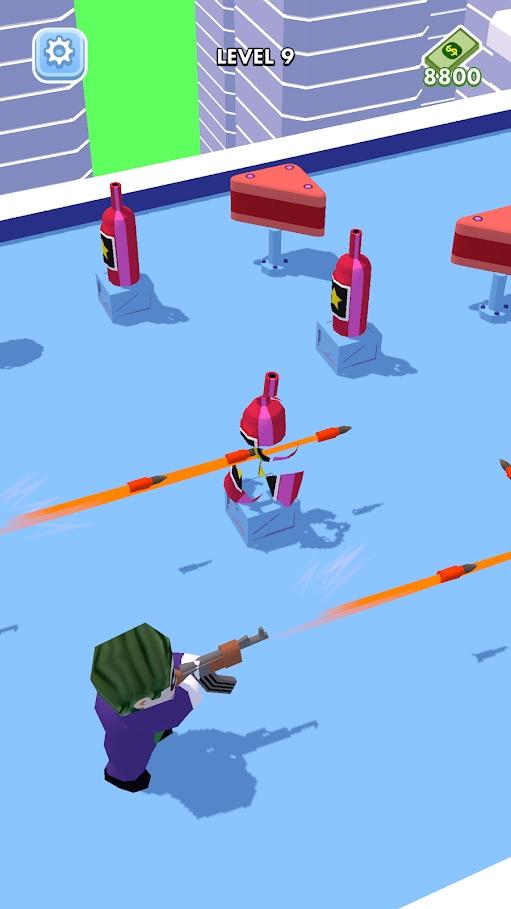 子弹过载无限金币破解版游戏截图