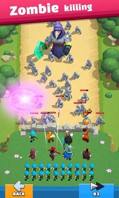 野生城堡破解版游戏截图