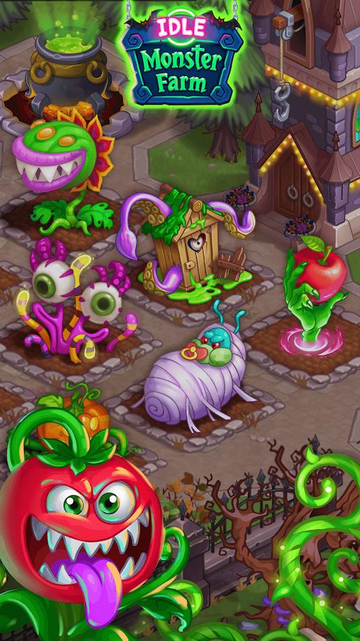 鬼怪村落里的万圣节最新破解版游戏截图
