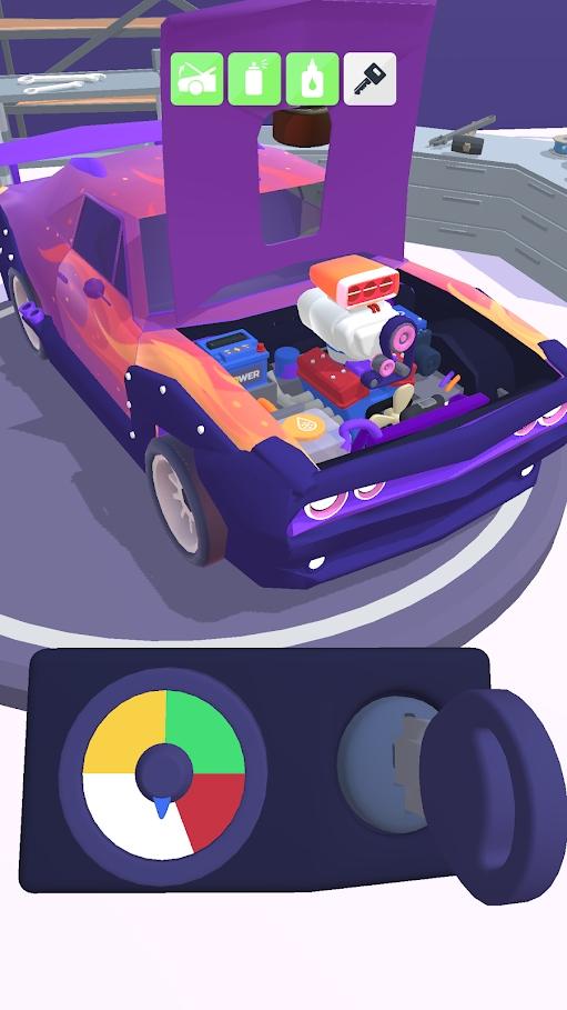 修我的车破解版游戏截图