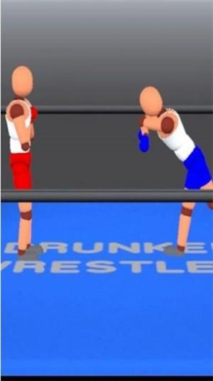 醉拳摔跤破解版游戏截图