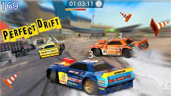漂移赛车拉力赛游戏解锁全部车辆版游戏截图