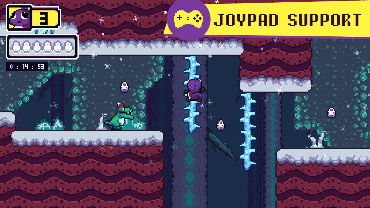 小恐龙冒险最新免谷歌破解版游戏截图