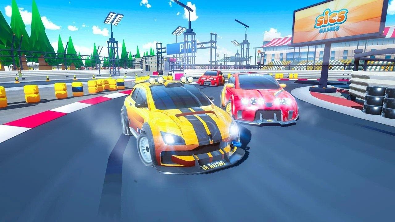 竞速学院解锁全部汽车版游戏截图