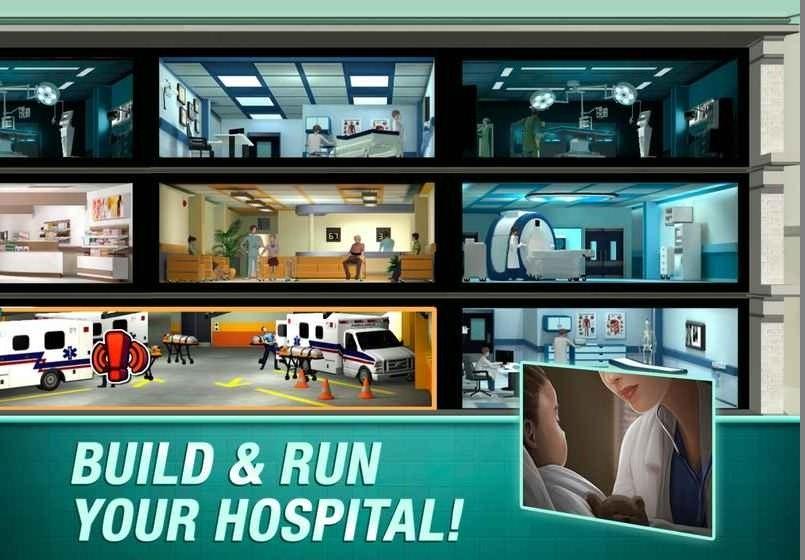 医院手术时间内购破解版游戏截图