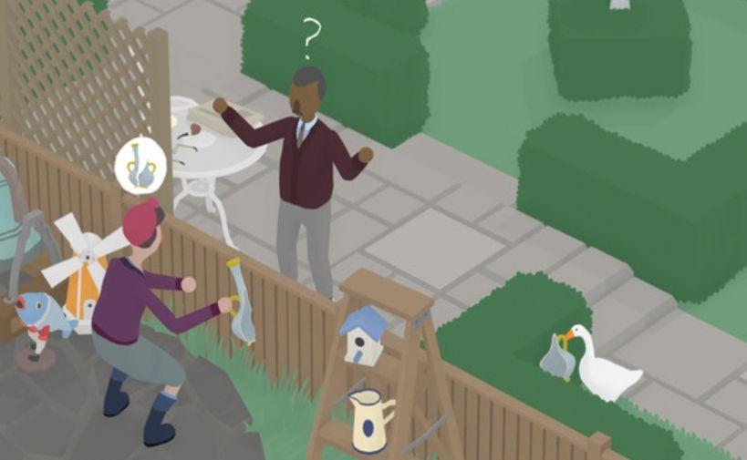 我是一只鹅破解版游戏截图