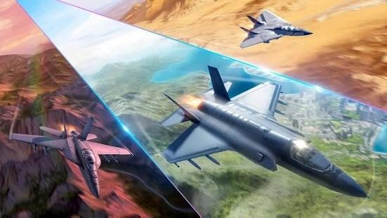 空战游戏最新版游戏截图