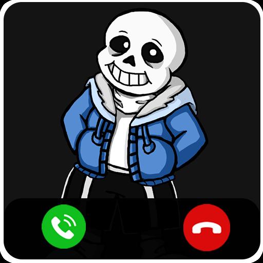 Sans的假电话图标