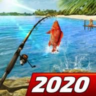 钓鱼冲突图标