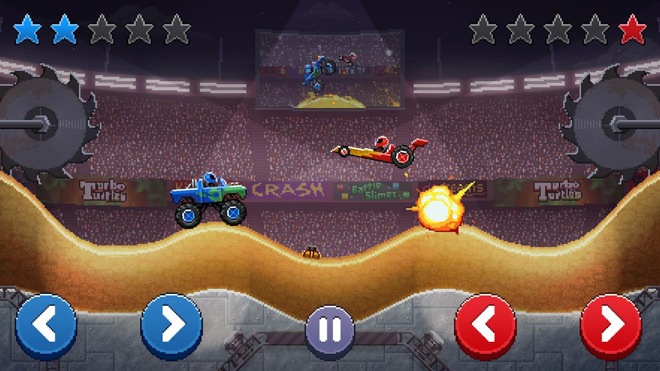 撞头赛车安卓版游戏截图