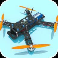 无人机赛车模拟器图标