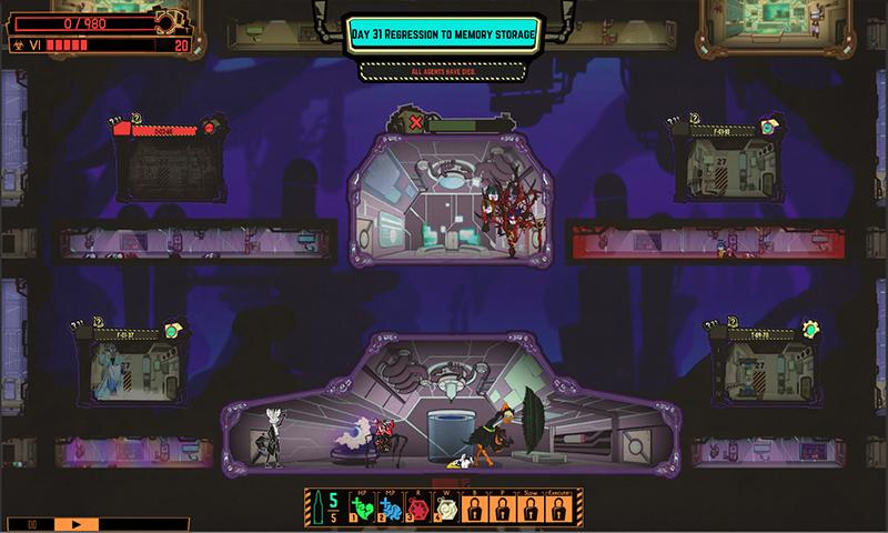 怪物管理公司游戏截图