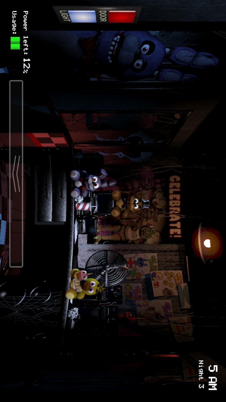 玩具熊的五夜后宫多人联机版破解版游戏截图