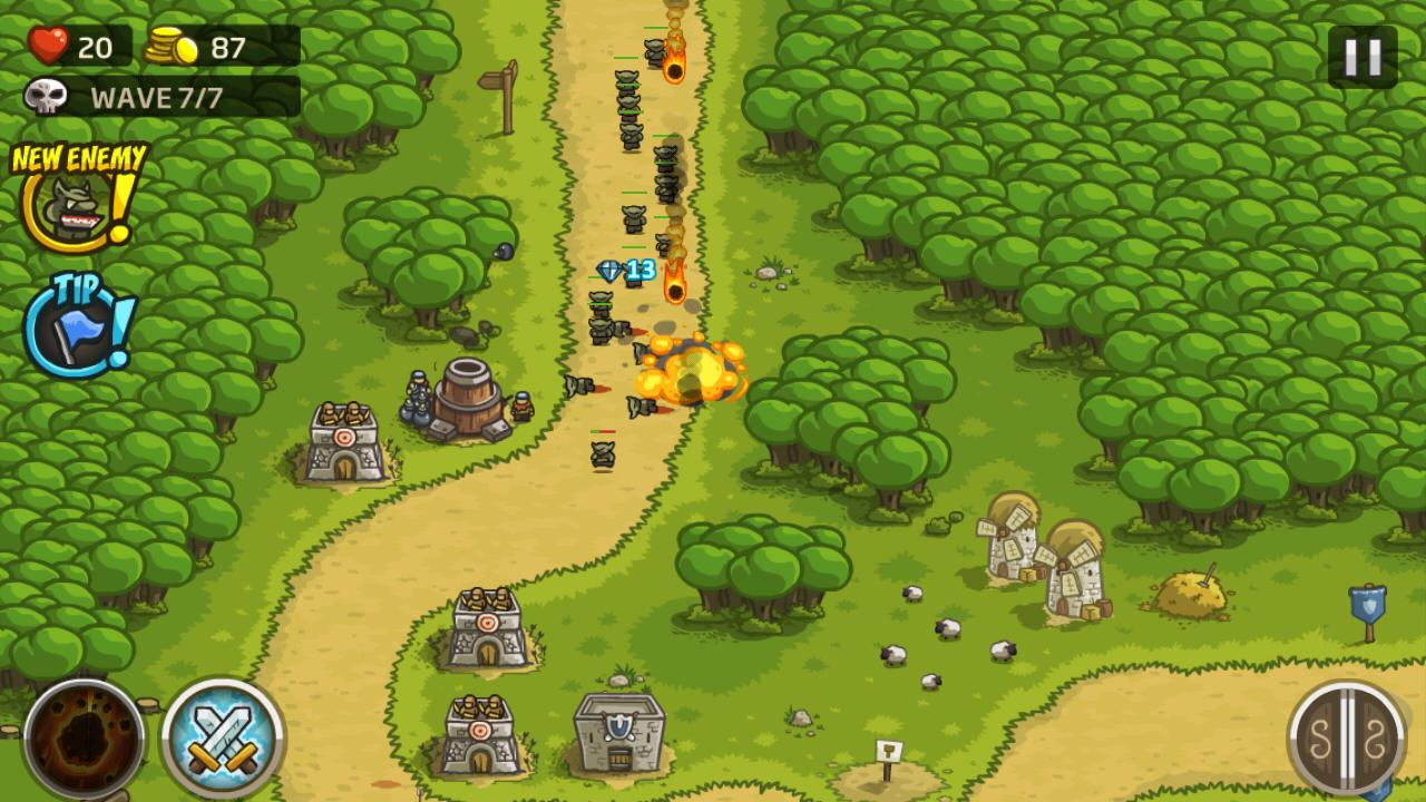 王国保卫战无敌版游戏截图