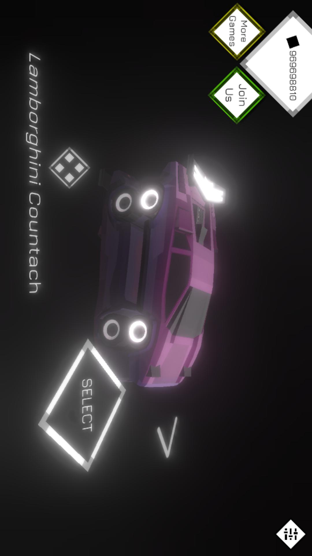 音乐赛车最新破解版游戏截图