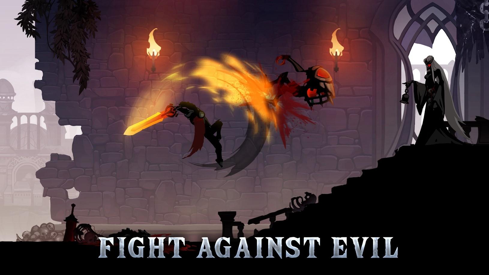 暗影骑士绝命旅途手游游戏截图
