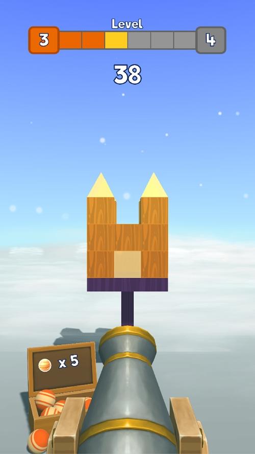 爆震球最新破解版游戏截图