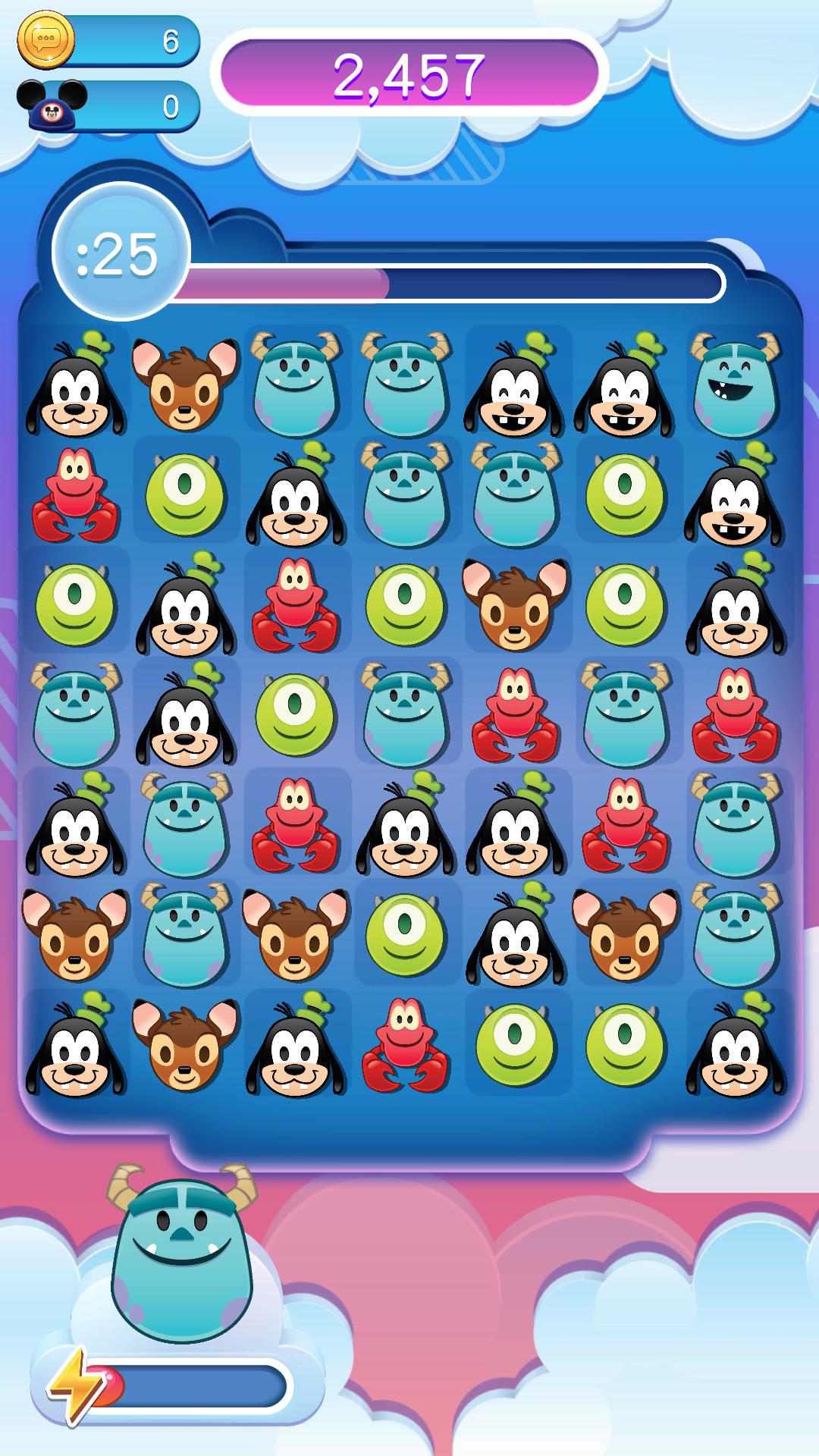 迪士尼表情包大作战最新破解版游戏截图