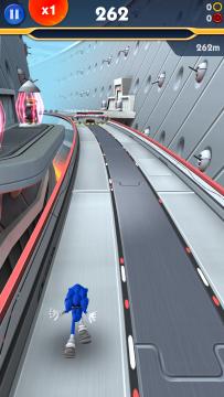 索尼克爆炸最新破解版游戏截图