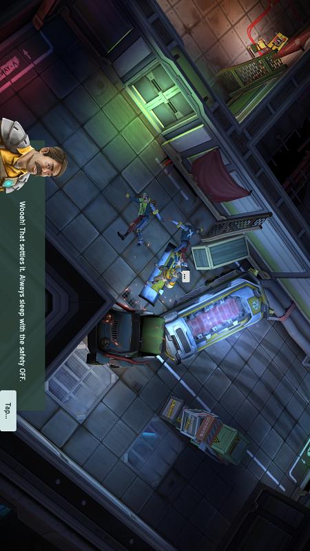 太空刑警2最新中文破解版太空刑警2最新中文破解版这是哦一款静定的全新射击类手机游戏,游戏的画面制作十分的精良,操作感十分流畅,游戏中拥有着众多精彩的游戏关卡,治愈在击杀目标的同时利用你风骚的走位躲避强大的卫兵的追击。喜欢的玩家快来骑士助手下载体验吧,相信会给你带来不一样的的游戏体验感。  太空刑警2最新中文破解版游戏特点; 战术性分级制射击游戏 利用 Metal 呈现别具一格的绚丽高清画面 20 项根据表现提供奖励的任务。TAMI 正盯着你!  太空刑警2最新中文破解版游戏玩法; 发挥环境优势。通过掩护躲游戏截图
