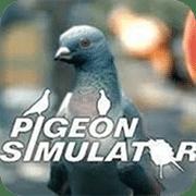 鸽子模拟图标