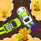 汽车和短跑解锁汽车版图标