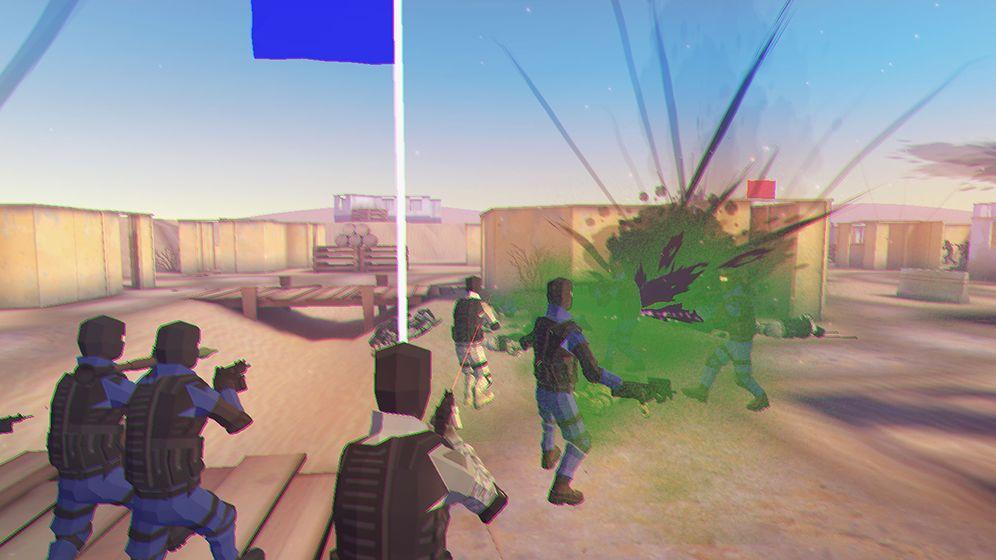 模拟枪战无限子弹版游戏截图