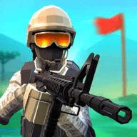模拟枪战无限子弹版图标