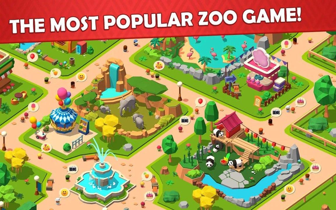 疯狂动物园麻将和动物最新2.0破解版游戏截图