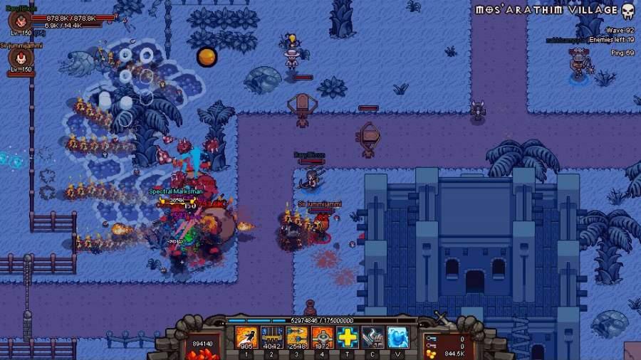 英雄围攻最新破解版游戏截图