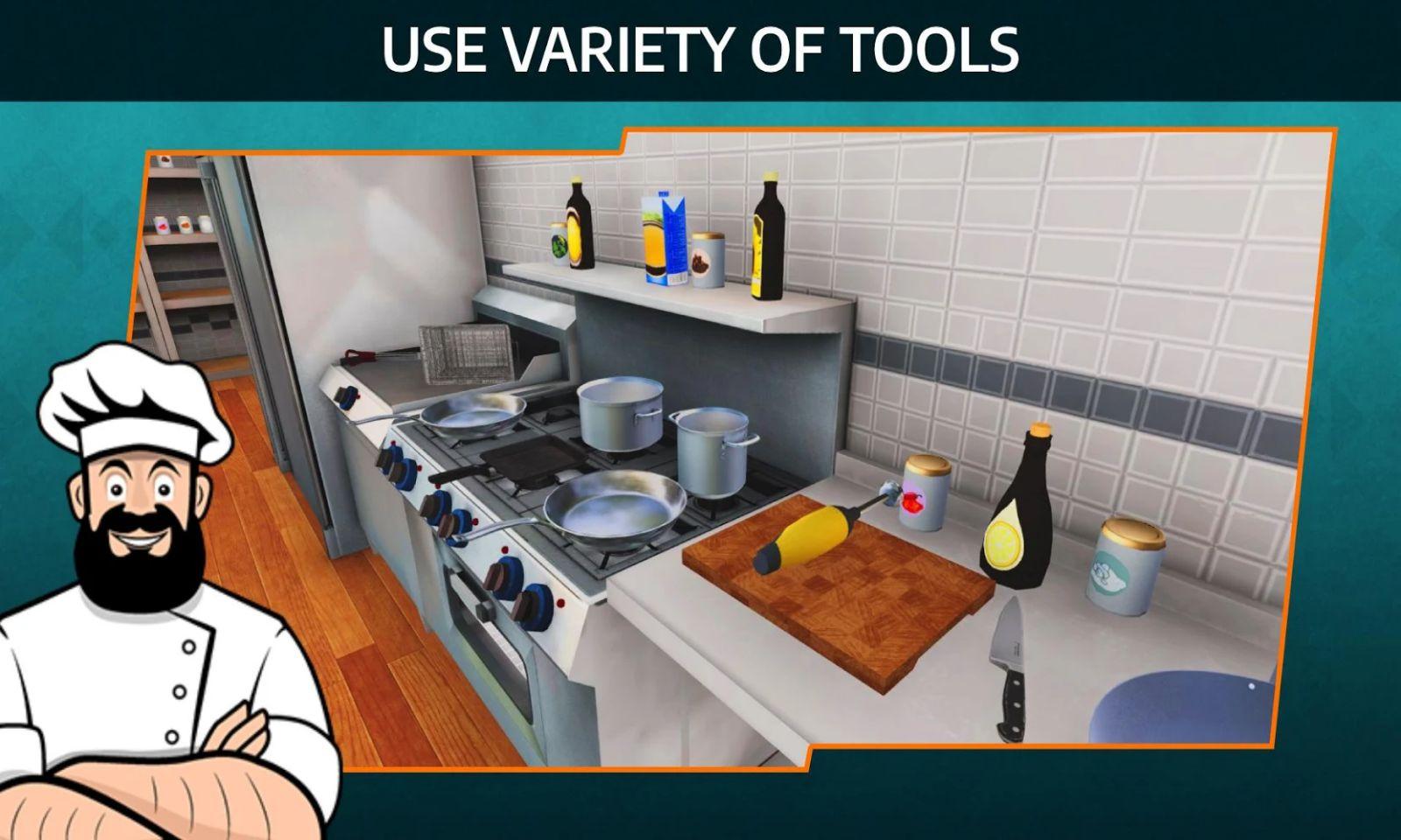 烹饪模拟器破解版中文游戏截图