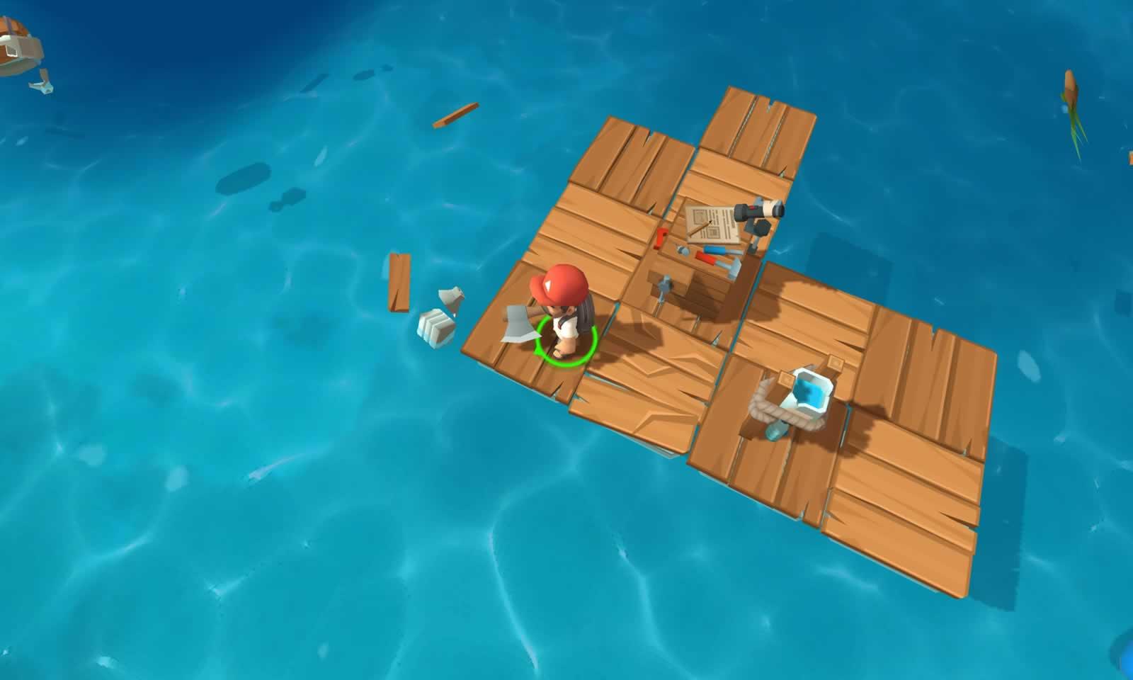 史诗木筏无条件生产版游戏截图