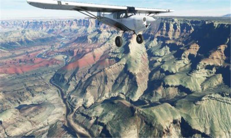 模拟飞行2020游戏截图