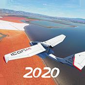 模拟飞行2020图标