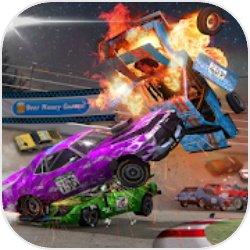 粉碎汽车3无限金币5.6最新版本图标