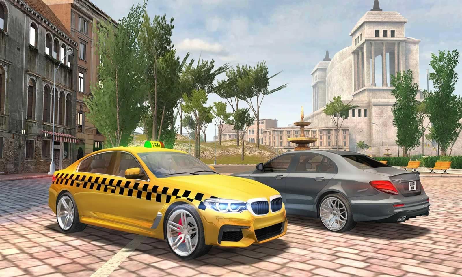 出租车模拟2020无限金币版1.6游戏截图